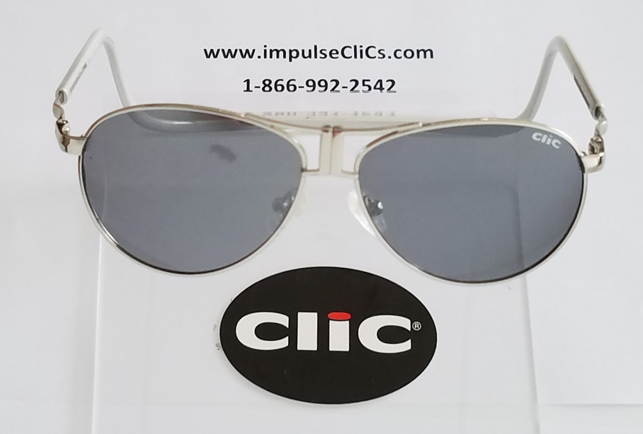 CliC Aviator Sunglasses w Polarized Lenses – Impulse Clics 856ba51990ed2